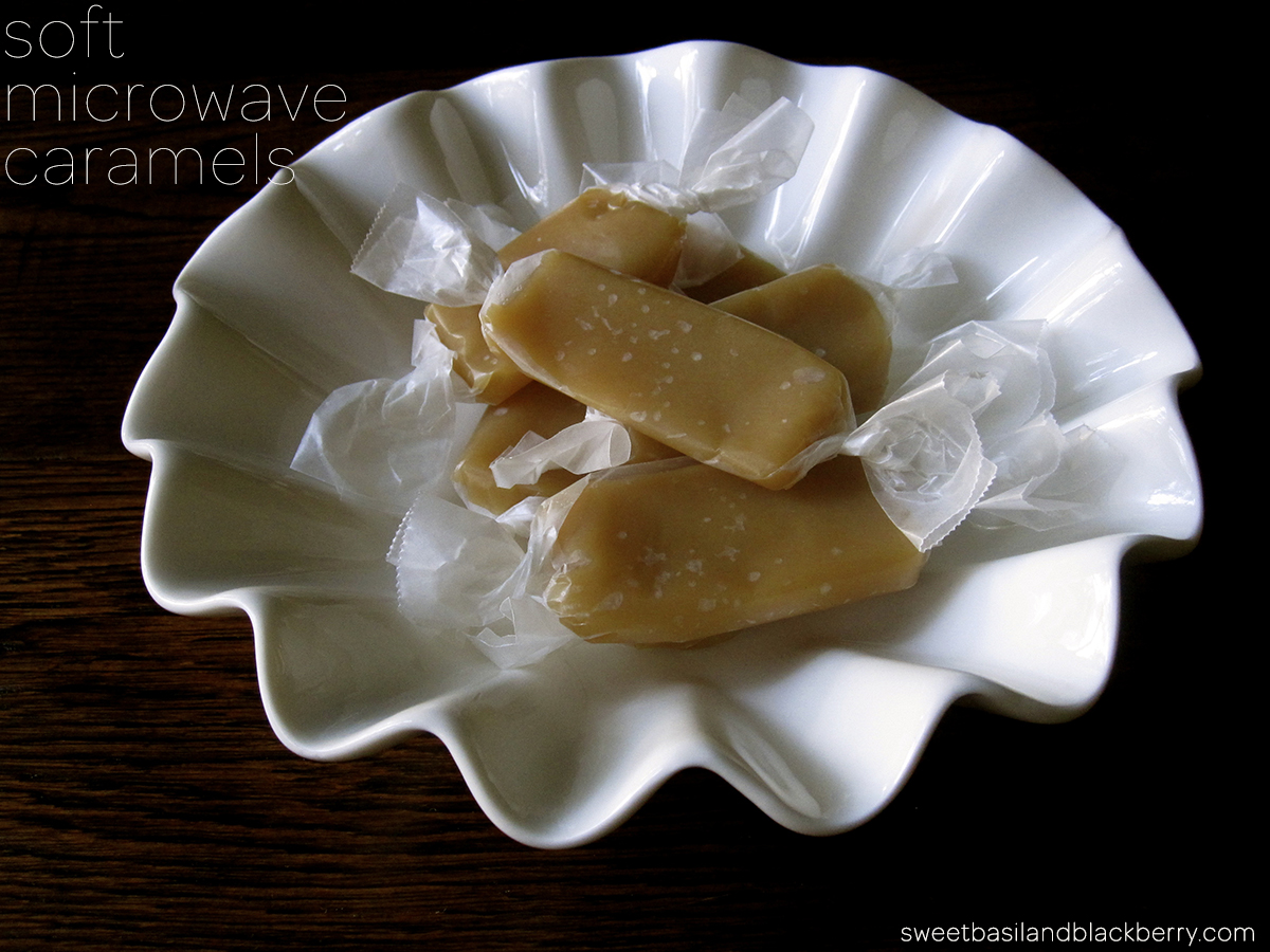 Soft Microwave Caramels
