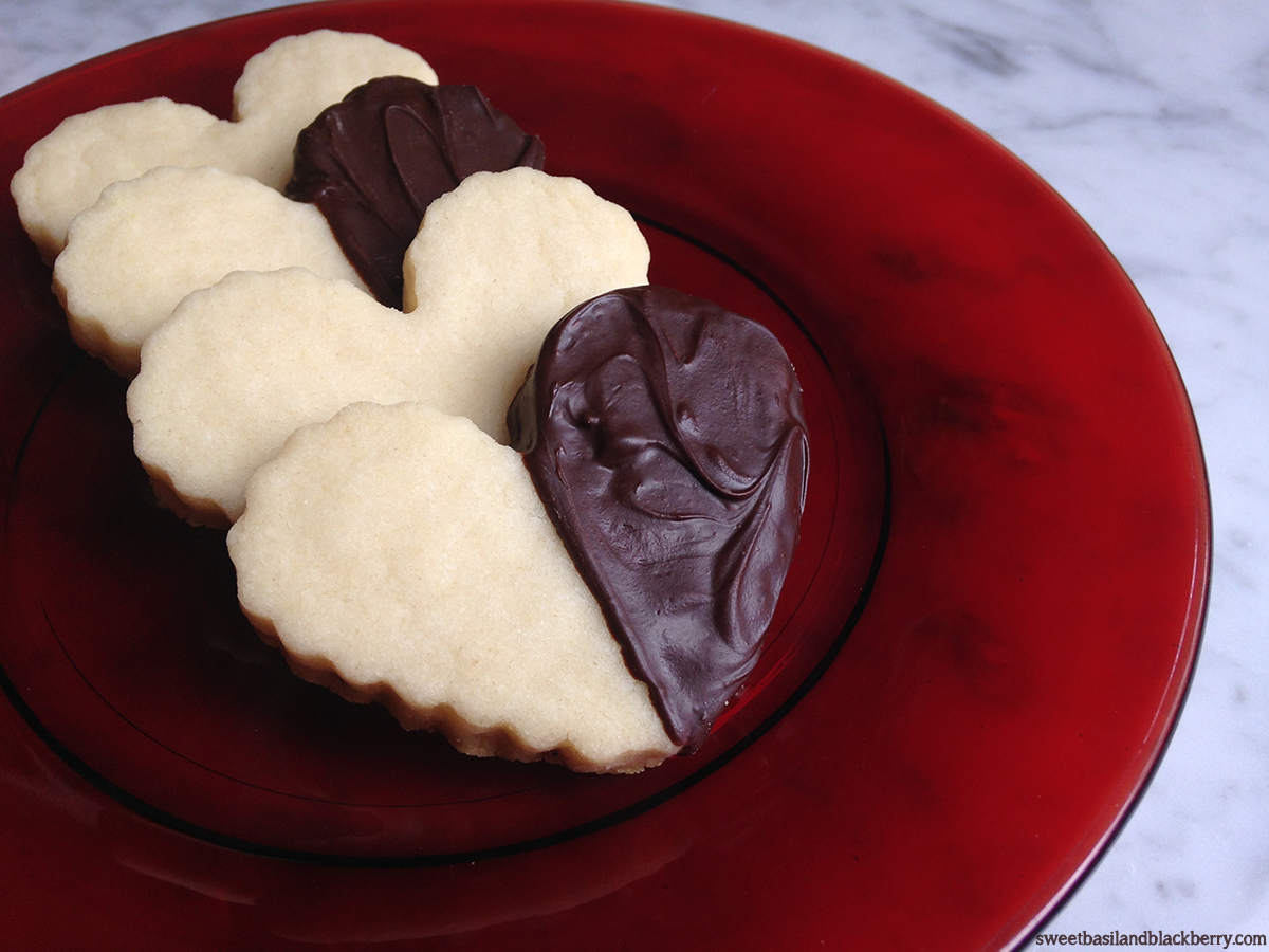 shortbread cookies #3