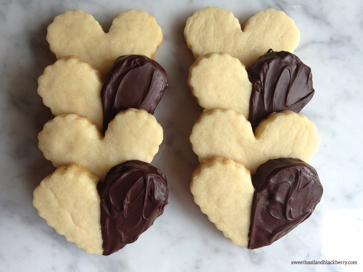 shortbread cookies #4