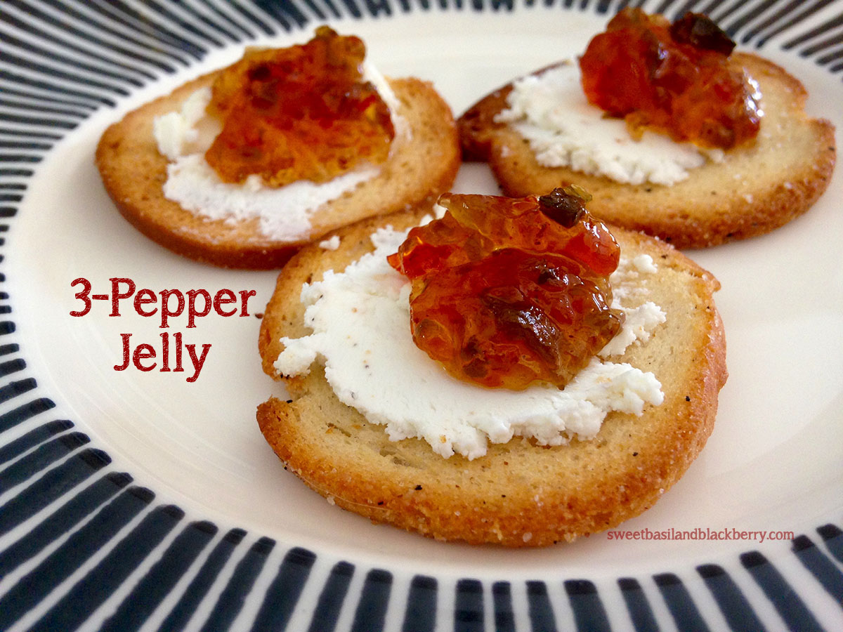 Pepper Jelly #1